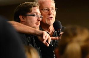 Dave Richards & Scott Squires