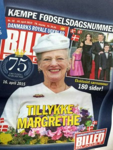 Queen of Denmark